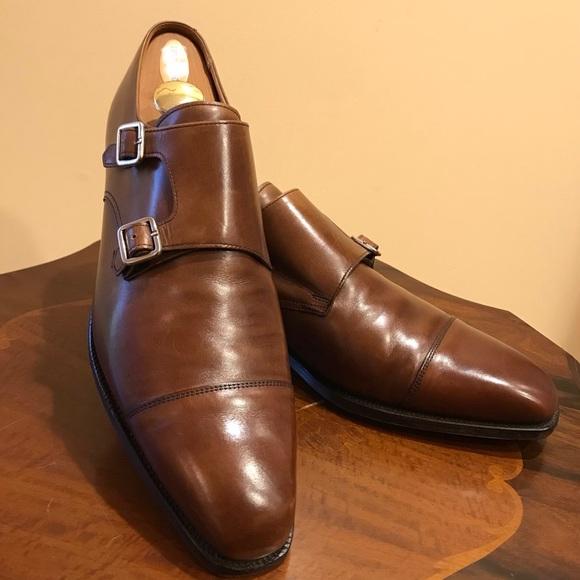 Crockett Jones Lowndes Mens Shoes Us 5